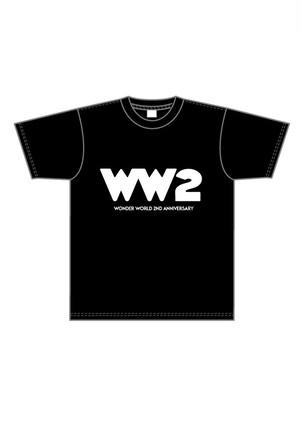 WONDER WORLD2周年限定Tシャツ