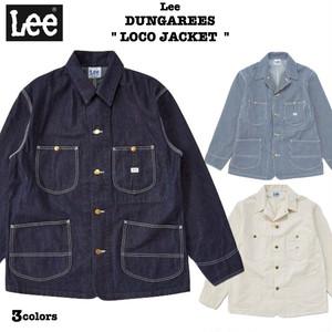 "20%0ff!! Lee / DUNGAREES ""LOCO JACKET"" 3colors リー / ロコ ジャケット/ カバーオール LT0659"