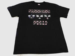 【セール対象商品】KUBIHURI DOLLS Tシャツ【秋セールノベルティー付き】