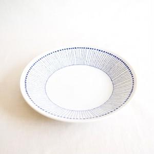 パスタプレートL ヒナタ(24cm)