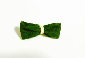 Gabriel ribbon clip (green ×yellow)