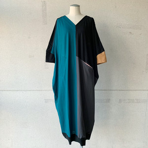 【bedsidedrama】Mix Color Dress/bsd21SS-26