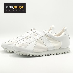 《送料無料》【WEB限定】GERMAN TRAINER MARATHON type  CORDURA <WHITE>