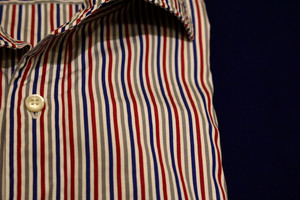 CADETTO ORIGINALS SHIRTS MONTI Tricolor Stripe