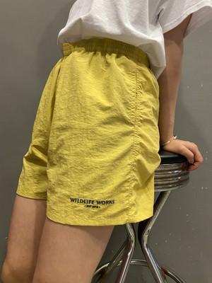 WLW Short Pants 2021(Yellow)