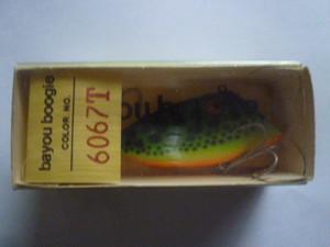 ホッパーストッパー bayou boogieCOLOR NO6067T