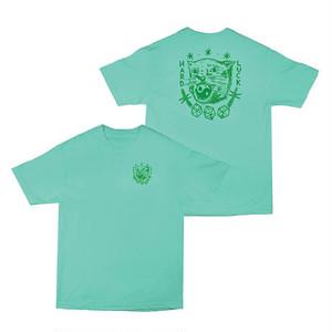 HARD LUCK - DOLAN TEE (Turquoise)