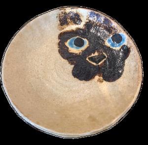 シャム猫皿