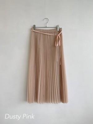 Bilitis dix-sept ans  Tulle Pleat Skirt