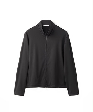 OUR LEGACY SHRUNKEN FULL ZIP BLOUSON SOLOTEX BLACK Black M1206SS