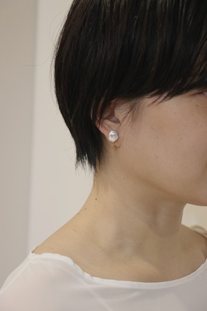 perle -S- / Earrings