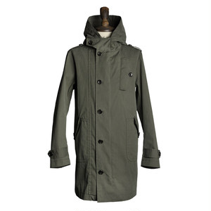 C/N Cloth Military Mountain Coat Army Olive