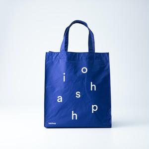 [bring your own bag]haishopオリジナル スクエアトートバッグ