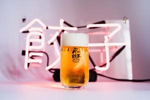 Bar餃子グラス