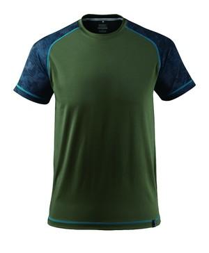 MASCOT  17482 半袖Tシャツ 33アーミーグリーン