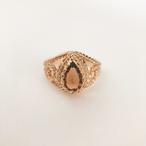 """AVON"" Smokeblaze ring#14[r-84]"