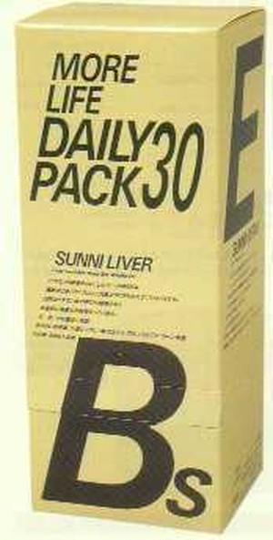 デイリーパック30 5粒入x30袋 天然素材由来のマルチビタミン・ミネラルを最適化 【送料無料】