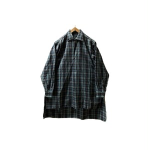 """[MINT] 〜50's EURO VINTAGE"""" GRANDPA SHIRTS WITH GUSSET"""