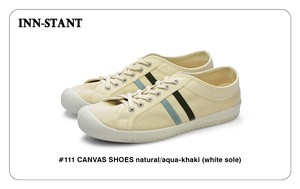 INN-STANT CANVAS SHOES #111