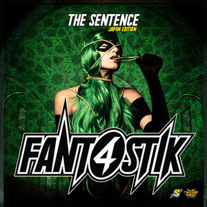 Fant4stik - The Sentence EP Jap4n edition