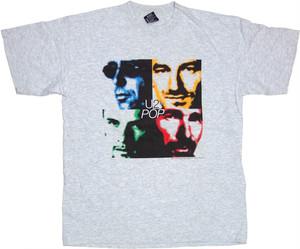 """【L】 97s U2 T-SHIRT """"POP"""""""