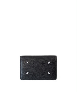 MAISON MARGIELA Card Case Black/Black S55UI0203