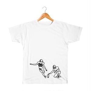アメフト #2 キッズTシャツ