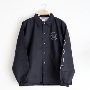 RS ナイロンコーチジャケット(ブラック)