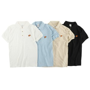 0867 / Polo Shirt / Jersey Cow / Logo