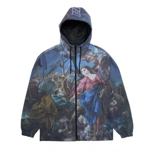 RIPNDIP - Majestic Hooded Coaches Jacket (Multi)