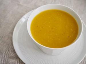 <夏のお惣菜>かぼちゃとご飯のポタージュスープ