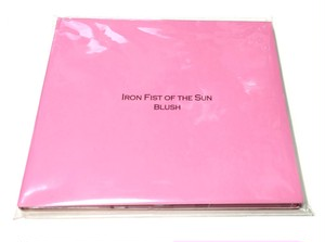 [USED] Iron Fist Of The Sun - Blush (2010|2016) [CD]