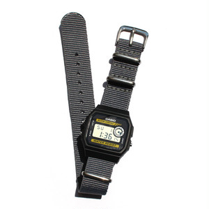 CASIO BASIC DIGITAL WATCH 01 / NATO-type Strap