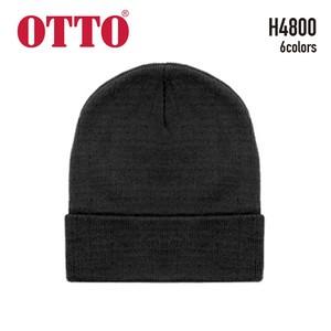 【OTTO】H4800  コットンニットキャップ ダブルタイプ
