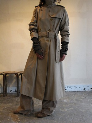 60s burberry coat