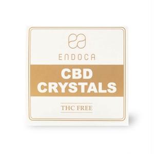 ENDOCA CBD結晶 CBD99% (Pure CBD500mg) 正規契約取引店