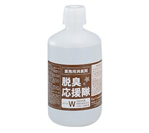 業務用消臭剤/脱臭応援隊W 強アルカリ11.0±0.5 20リットル
