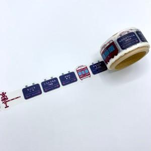ダイカットマスキングテープ(看板)