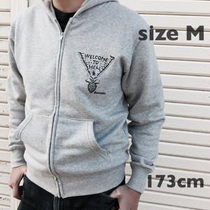 アリジゴクパーカー (Ant lion hoodie)