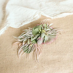"Hair ornament for ""Summer resort Bouquet"""