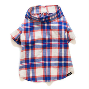 TARTAN CHIECK SHIRTS (SHORT SLEEVE)