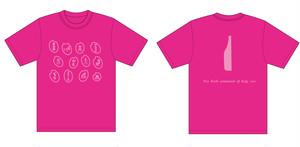 ◆2014年Version◆限定Tシャツ【ピンク】