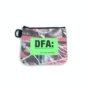 DFA: DEMONSTRATING FOR ART NEW PRODUCT/ EXTRAORDINARY SERIES ミニポーチ