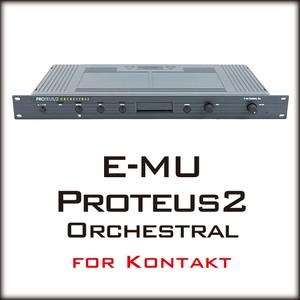 E-MU Proteus 2 Orchestral for Kontakt