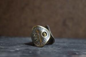 THUMBS UP MARKET original antique KEY RING3