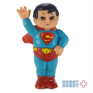 スーパージュニア スーパーマン DC ソフビフィギュア