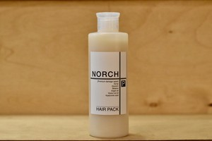 『NORCH × droll』hair pack