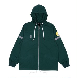 RIPNDIP - Everything Will Be Ok Cotton Fisherman Jacket (Hunter Green)