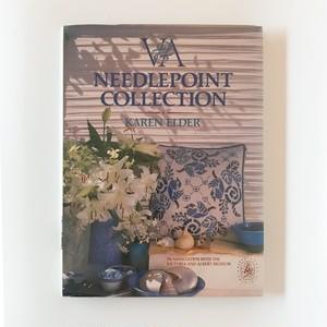 カレン・エルダー ニードルポイント作品集 V & A Needlepoint Collection