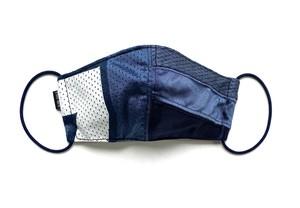 【デザイナーズマスク 吸水速乾COOLMAX使用 日本製】SPORTS MIX MASK CTMR 0911044